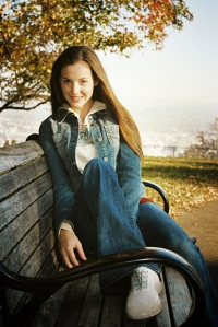 Senior-girl